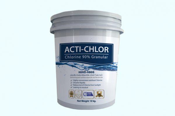 คลอรีน/Chlorin